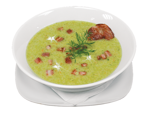 Kartoffel Brokkoli Creme Suppe