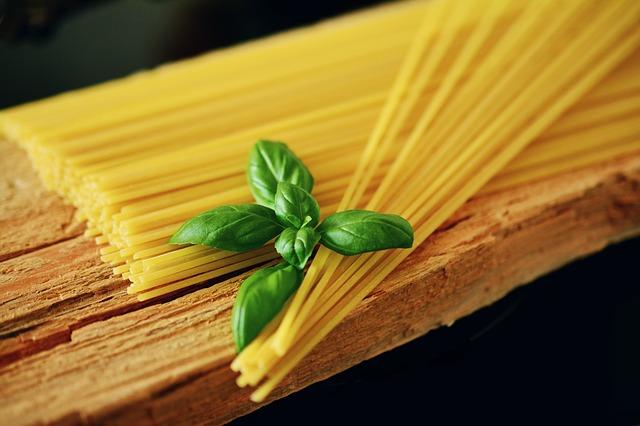 Spaghettisalat Rezept
